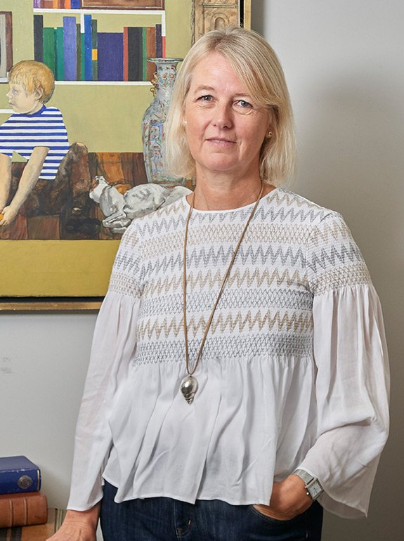 Fiona Petheram