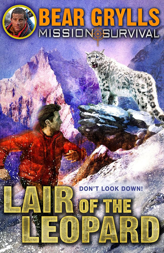 Lair of the Leopard