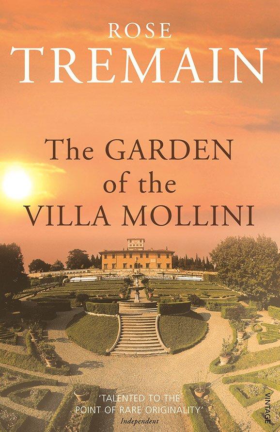 The Garden of the Villa Mollini