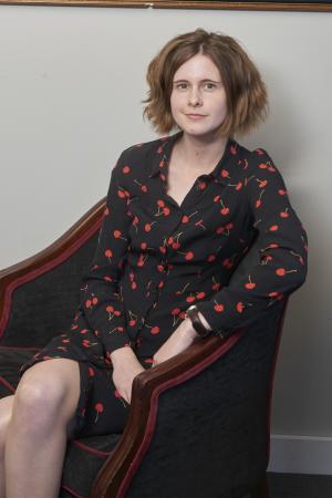 Lucy Irvine