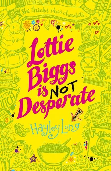 Lottie Biggs is (Not) Desperate