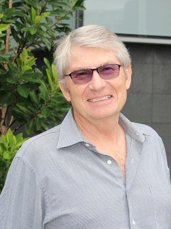 Professor Iain McCalman