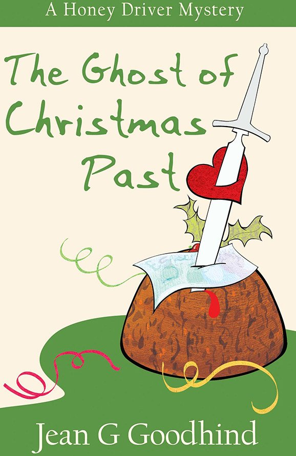 The Ghost of Christmas Past – a Honey Driver Mystery #8