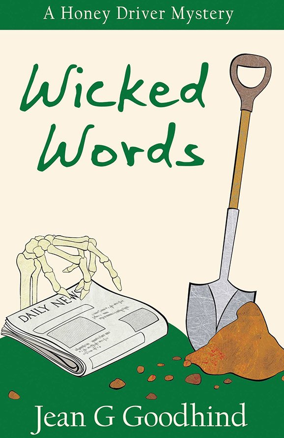 Wicked Words – a Honey Driver Mystery #7