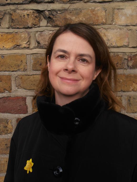 Dr. Elizabeth Foyster