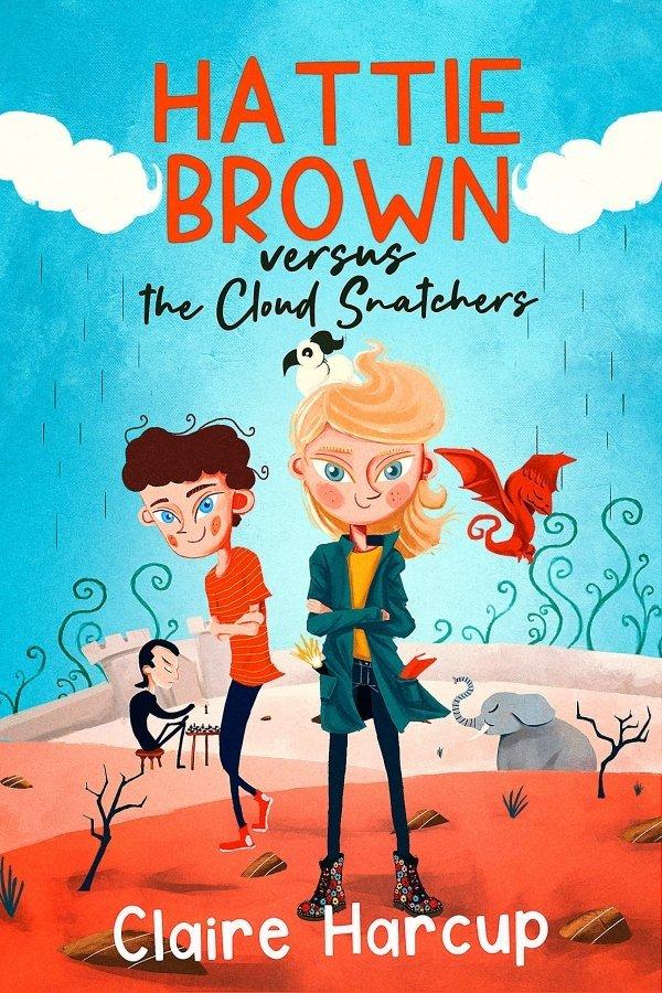 Hattie Brown versus the Cloud Snatchers