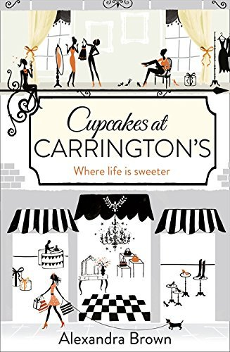 Cupcakes at Carrington's: Where life is sweeter