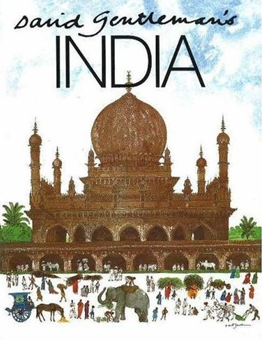 David Gentleman's India