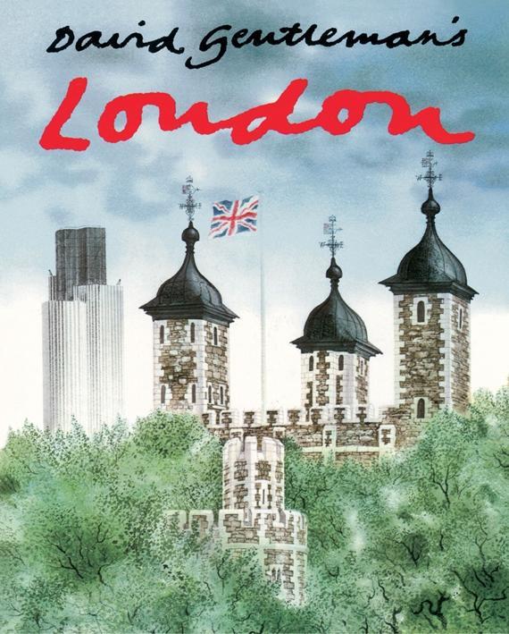 David Gentleman's London