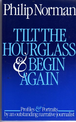 tilt the hourglass and begin again