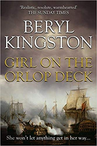 Girl on the Orlop Deck