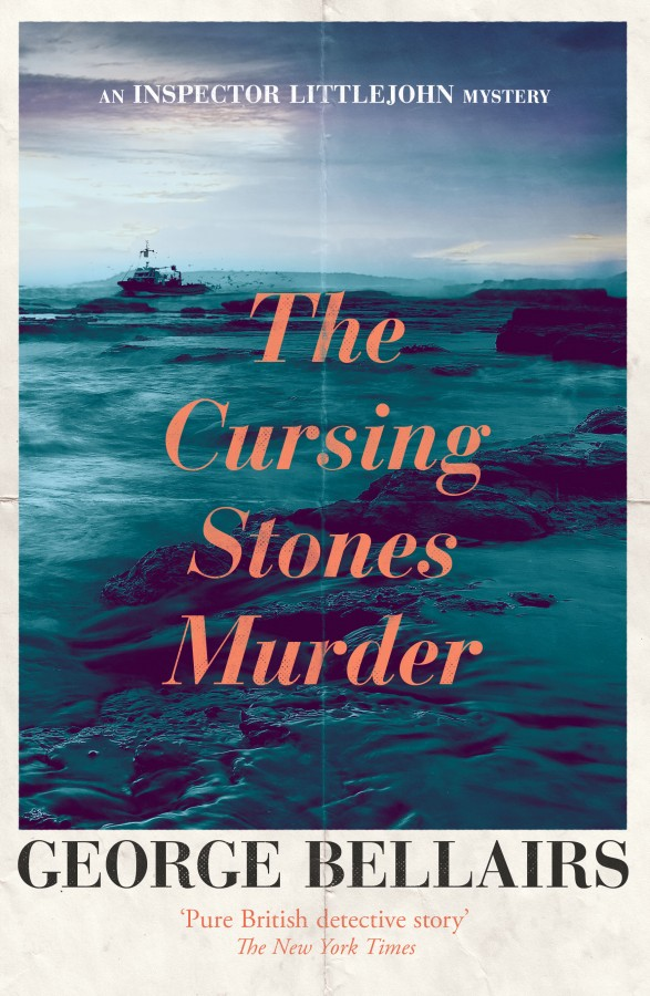 The Cursing Stones Murder