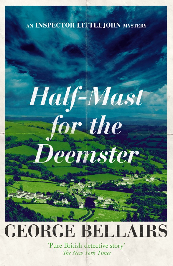 Half-Mast for the Deemster
