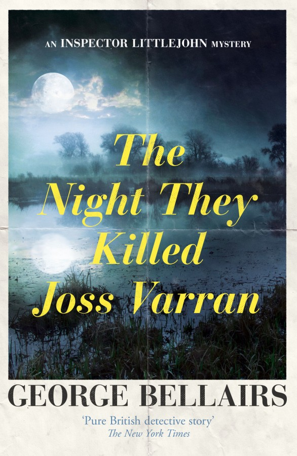 The Night They Killed Joss Varran