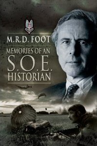 Memories of an SOE historian