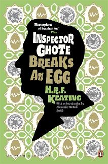Inspector Ghote Breaks an Egg