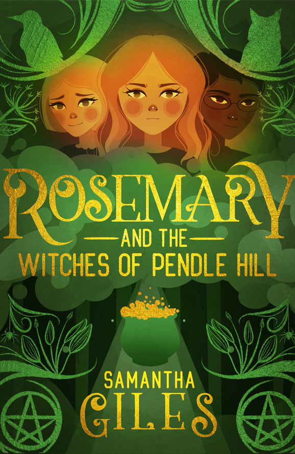 Rosemary and the Witches of Pendle Hill