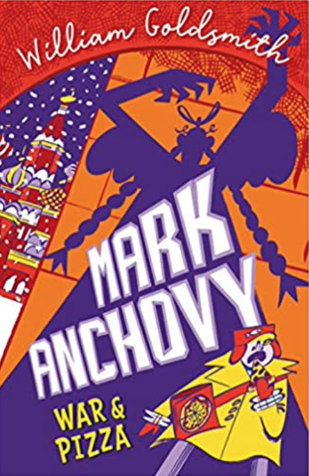 Mark Anchovy: War and Pizza