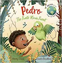 Pedro the Puerto Rican Parrot